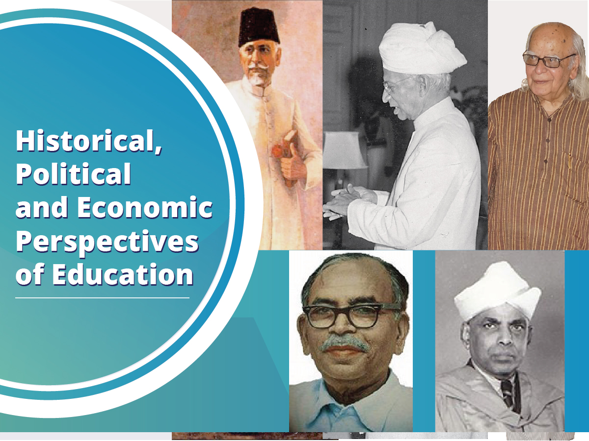 Historical, Political and Economic Perspectives of Education